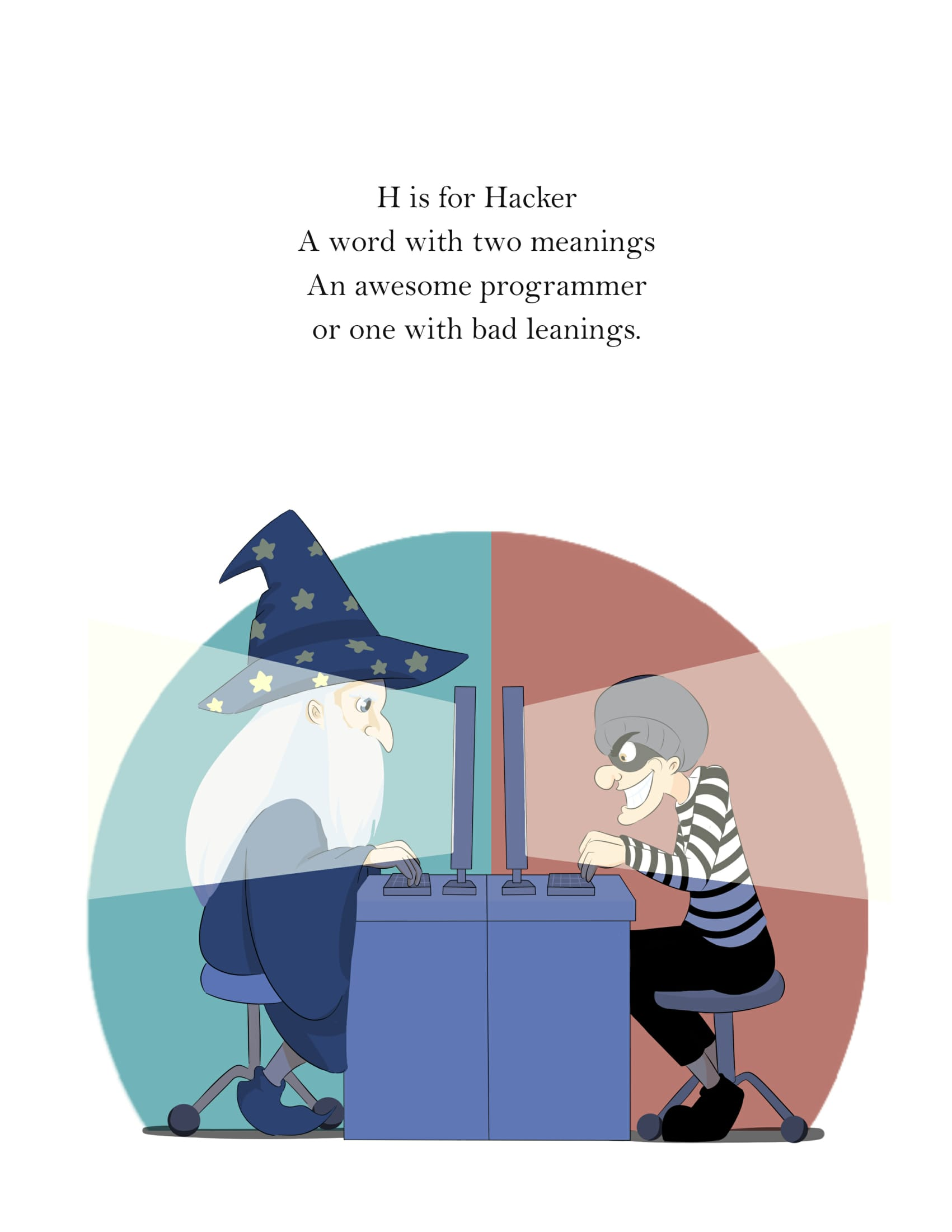 H is for Hacker