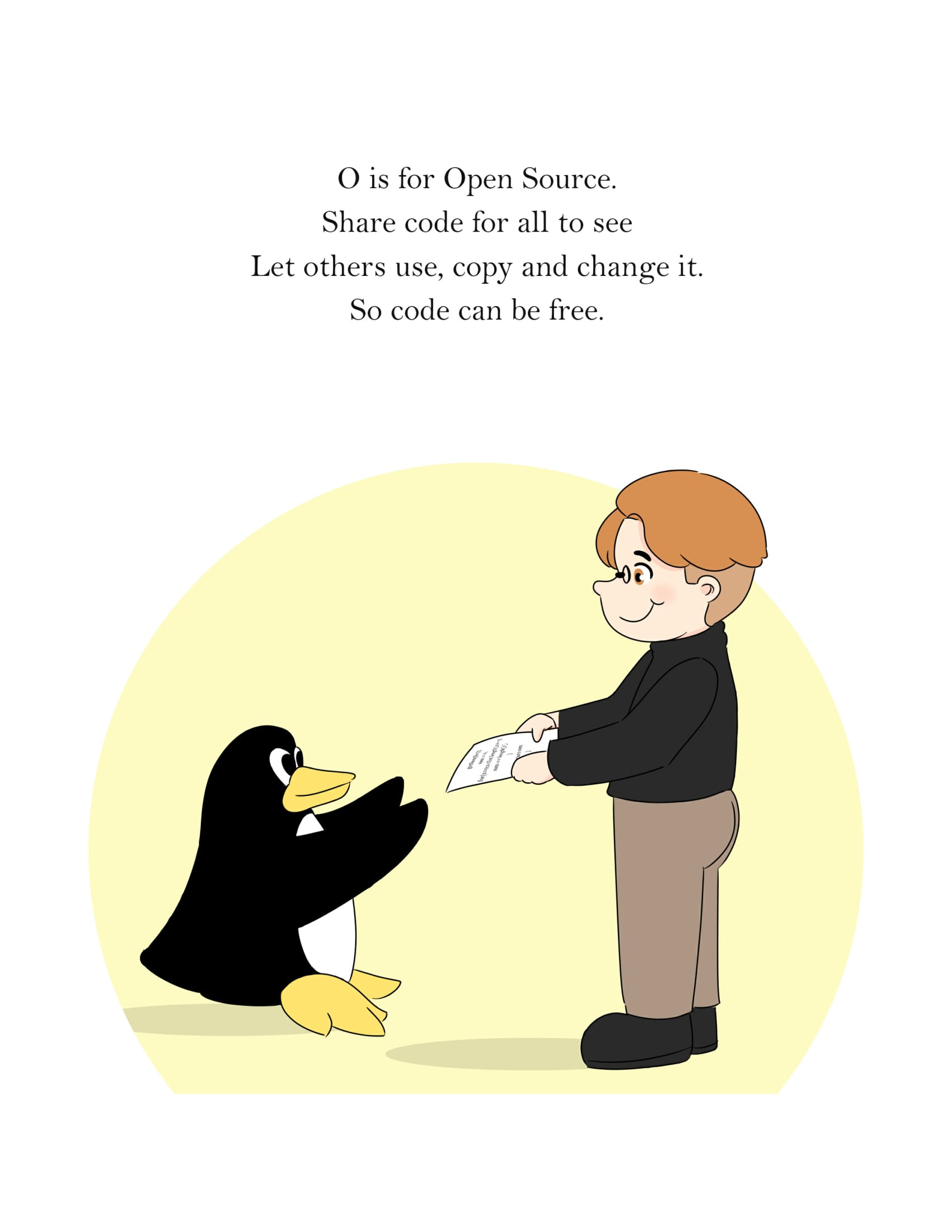 O is for Open Source