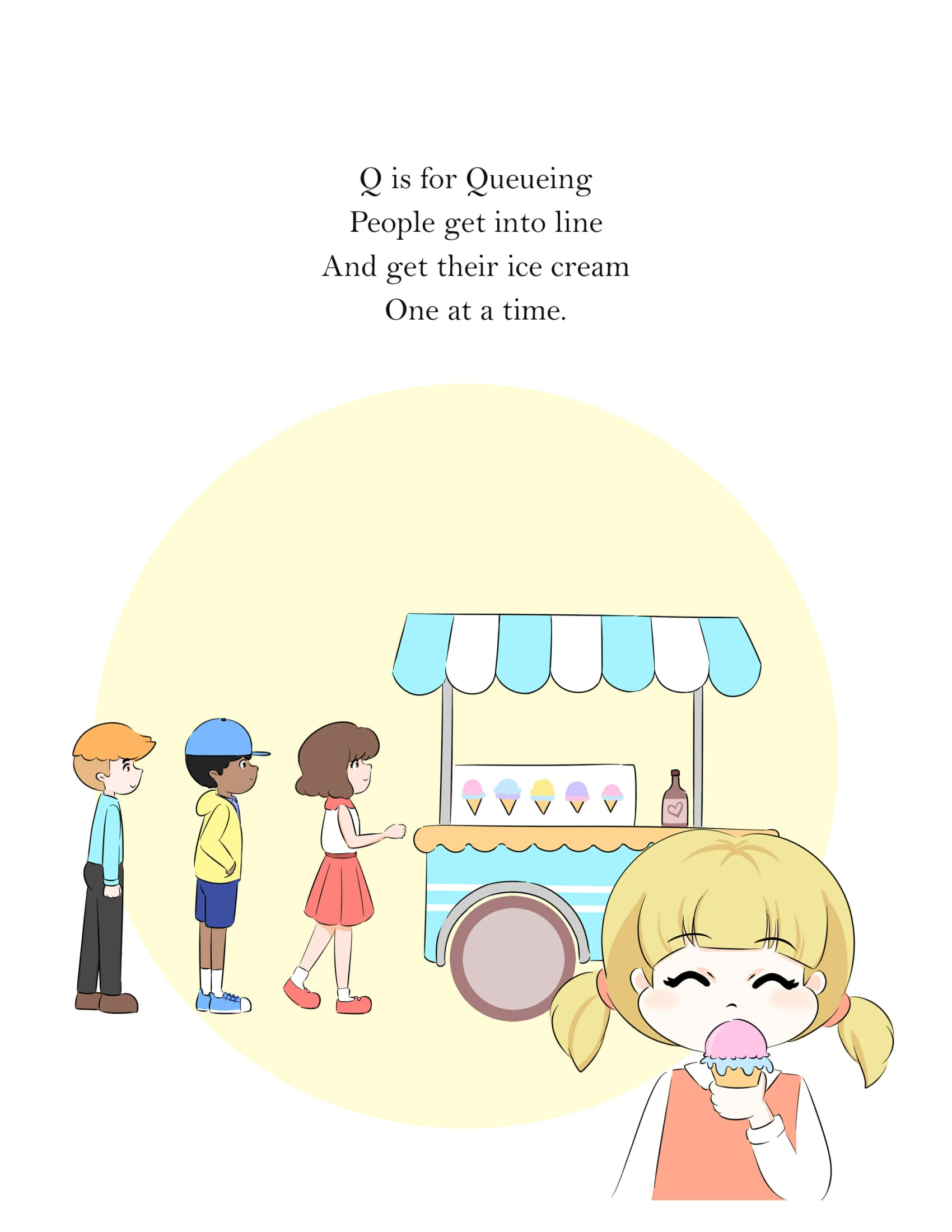 Q is for Queueing